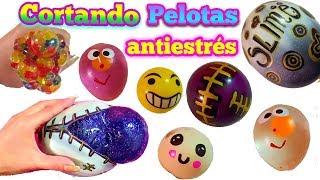 ✂️🔮Cortando pelotas antiestres