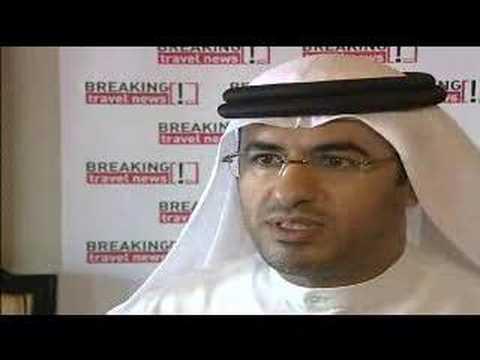 Abu Dhabi Tourism Authority speaks at WTTC 2008 @ WTTC 2008