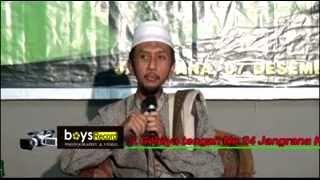 Pengajian KH.Fathurrohman di Musholla Attarbiyyatul Aulad