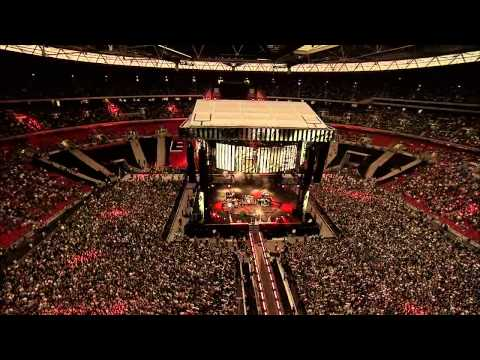 Foo Fighters Live At Wembley Stadium 2008 [HD]