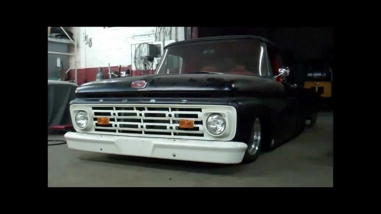 Ford Fayetteville Nc >> Josh's Bagged 1964 Ford F1 Pick Up - YouTube