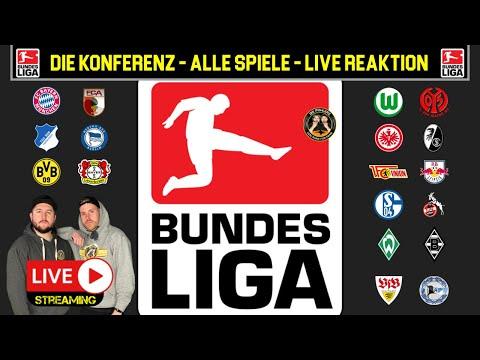 🔴 RELIVE | Die Bundesliga Konferenz | Alle Spiele - Alle Tore | FANTALK