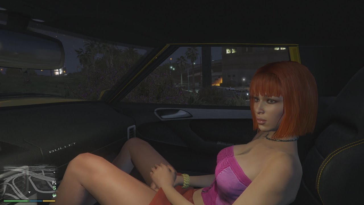 Naked gta 5 womens sex clip