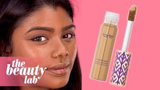 Tarte Shape Tape Concealer Review | Does It Live Up To The YouTube Hype? | Cosmopolitan UK