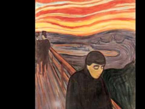 Senso di Smarrimento, Inquietudine e Malattia del primo '900 - Tesina Multimediale by Giordy