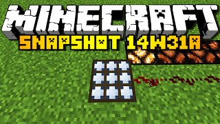Minecraft Snapshot 14w31a - RABBIT SOUNDS & MORE! (HD)