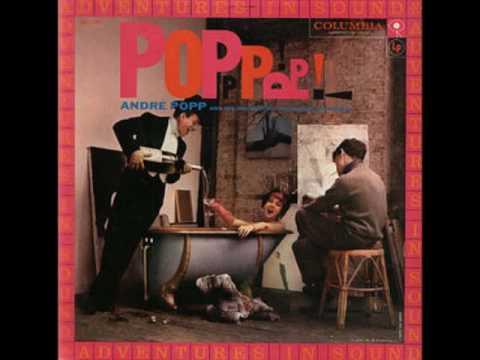André Popp - Delirium In Hi-Fi