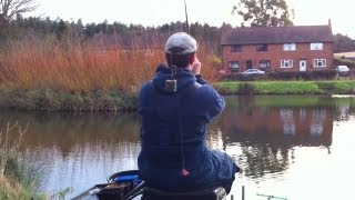 Winter Feeder Fishing For Carp - Part One