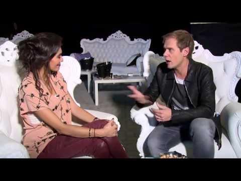 Armin van Buuren - Yasalam Live Interview 2014