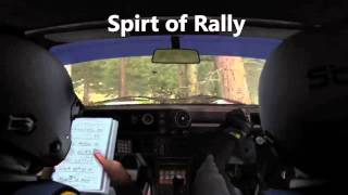 Dirt Rally: Spirt of Rally Racing.
