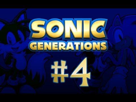 Sonic Generations - Walkthrough Episode 4 Fr