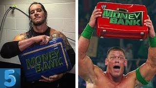 5 WWE Wrestlers Who Failed To Cash In Their Money In The Bank Contract