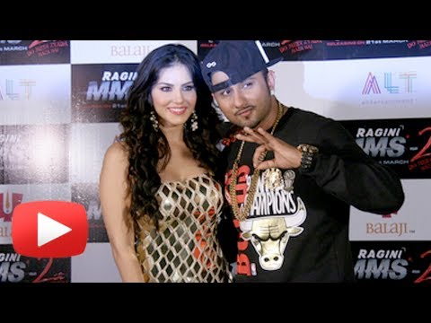 Yo Yo Honey Singh And Sunny Leone 's UNCUT Bindass & Naughty