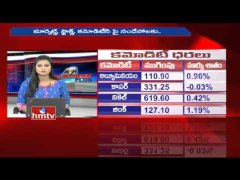 Stock Market Updates | Experts Anil And Madhukar | Business Plus | 29-04-16 | HMTV