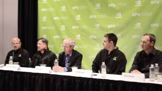 Future of NVIDIA at GTC 2012_ Jen-Hsun Huang, Bill Dally & Co