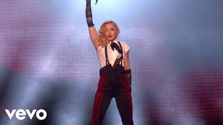 Клип Madonna - Living For Love (live)