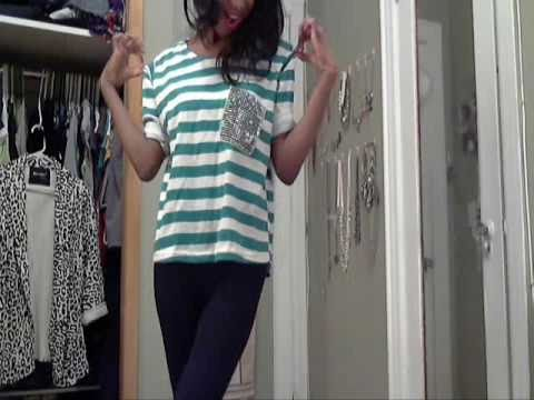 Shopping in Bangkok Haul Try On Session