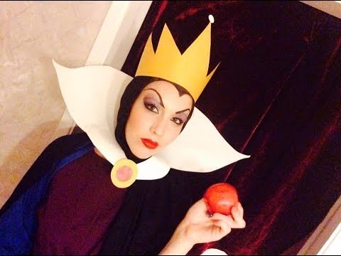 Dress as Queen Grimhilde