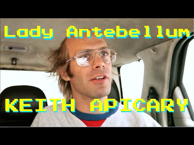 Keith Apicary's Lady Antebellum Music Video