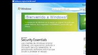 descargar validador de windows xp sp3