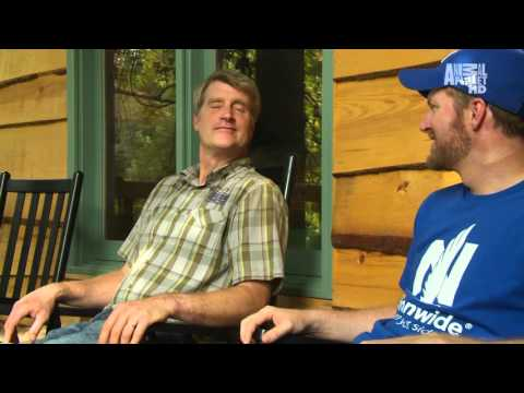 Dale Earnhardt, Jr. Shows Off His Treehouse