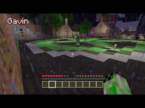 Let's Play Minecraft - Episode 150 - Darwin X Pt. 2