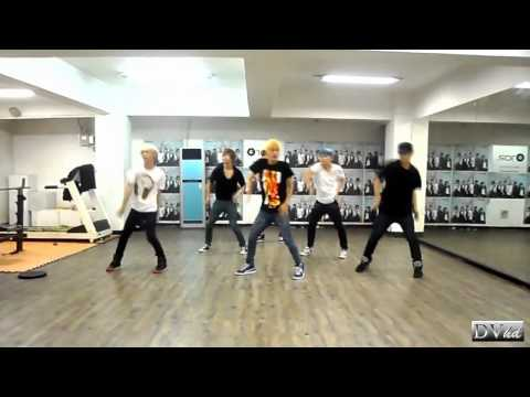 Teen Top - Be Ma Girl (dance Practice) Dvhd video
