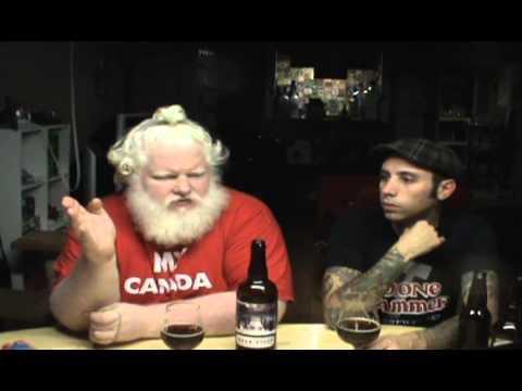 Bush Pilot Stormy Monday Barley Wine : Albino Rhino Beer Review