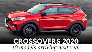 10 Upcoming Crossovers and Compact SUVs of 2020 (Guide to Latest Models)