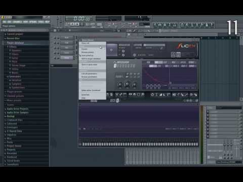 11 FL Studio 11 Tips
