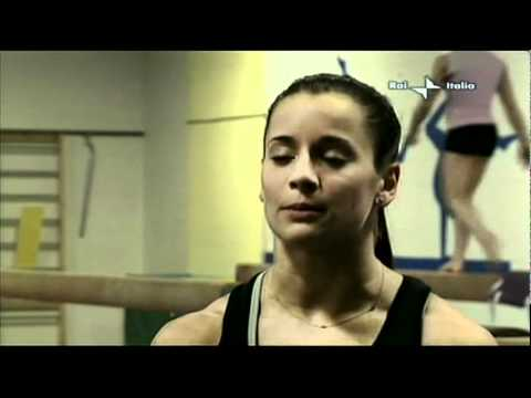 Alicia Sacramone - RAI Italian TV Feature