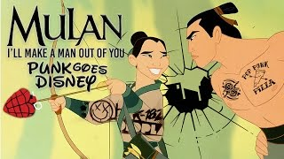 Watch Disney Ill Make A Man Out Of You video