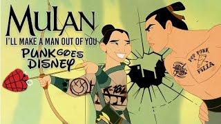 "Mulan - I'll Make A Man Out of You [Band: Broken City Sky] (Punk Goes Disney Cover) ""Pop Punk"""