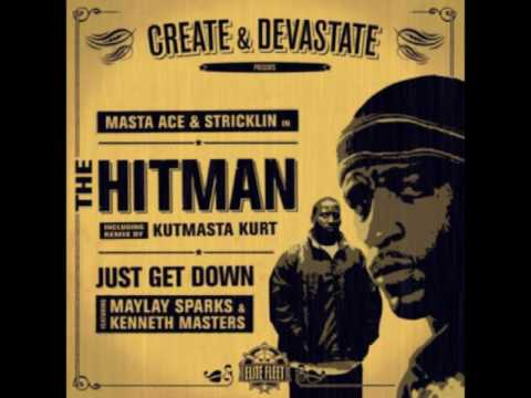 Masta Ace &amp; Stricklin - The Hitman (Kutmasta Kurt Remix)