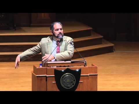 "Convocation - Ray Suarez, ""The Browning of America"" - 10.05.10"