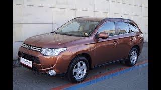 Mitsubishi Outlander 2.0 150KM CVT