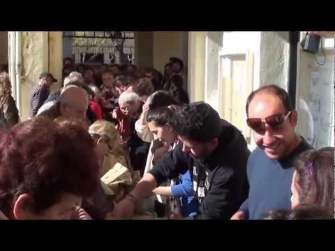 Ανταλλαγή Σπόρων 3-4-2013 Κέρκυρα part1 Seeds exchange!
