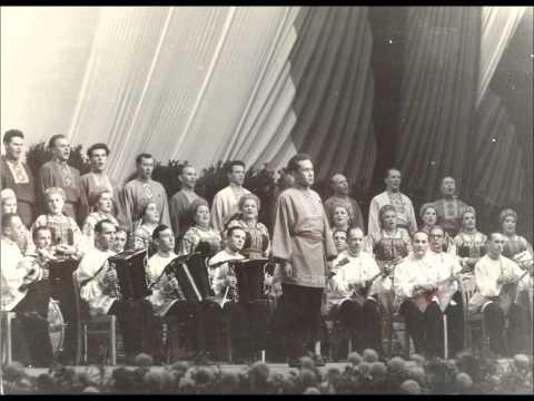 Русская народная песня - По диким степям Забайкалья
