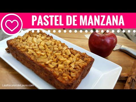Pastel de Manzana Recetas Light Las Recetas de Laura