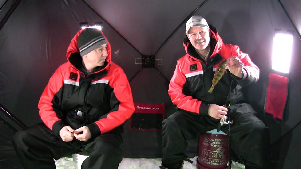 Ice Fishing Bluegill Ice Fishing For Panfish How