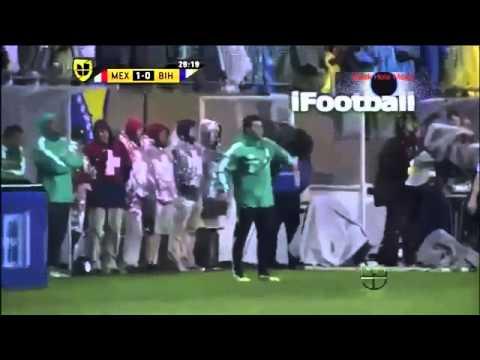 The best goals of Edin Dzeko for the national team of Bosnia and Herzegovina