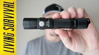 ThruNite TC12 USB Rechargeable Flashlight