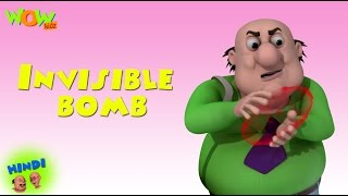 Download Invisible bomb - Motu Patlu in Hindi WITH ENGLISH, SPANISH & FRENCH SUBTITLES 3Gp Mp4