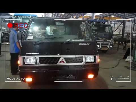 Modifikasi keren pickup L300 menjadi mobil towing MOGE