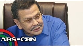 Erap slams report tagging wife in pork barrel scam