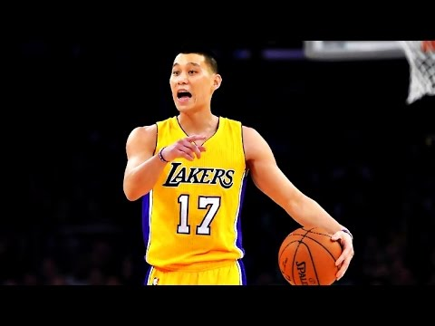 Jeremy Lin林書豪-01/13/2015 Lakers vs Heat 湖人vs熱火