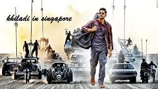 Khiladi in Singapore 2018 Hindi Dubbed Movie   South Indian Movies   Action Mo