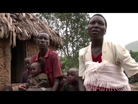 Homegrown solutions to malnutrition in Uganda