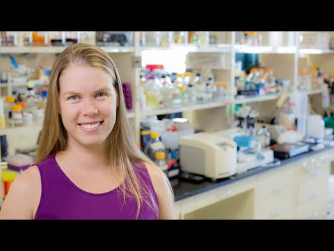 2015 L'Oréal USA For Women in Science Fellow, Dr. Claire Robertson