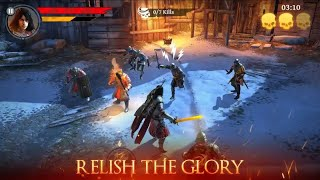 Iron Blade gameplay and review in hindi | action rpg game | Technew Expert |